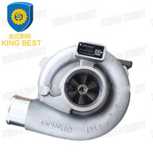 6.6L, 6 Cylinders Diesel turbo for Perkins Industrial Genset GT3267 Turbo 741641-0001 2674A441