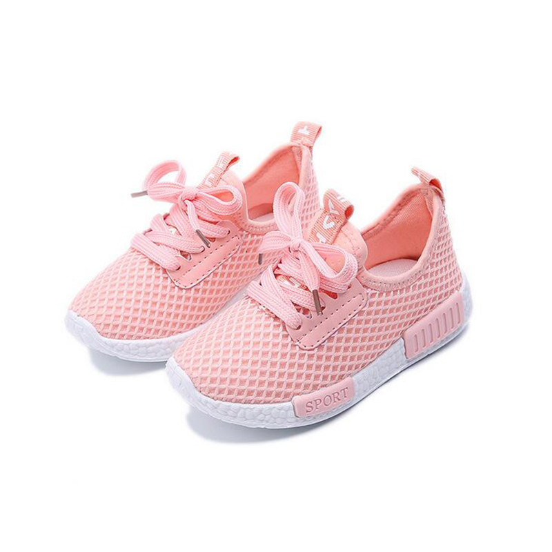 Spring Autumn Kids Shoes 2018 Fashion Mesh Casual Children Sneakers For Boy Girl Toddler Baby Breathable Sport ShoesSpring Autumn Kids Shoes 2018 Fashion Mesh Casual Children Sneakers For Boy Girl Toddler Baby Breathable Sport Shoes