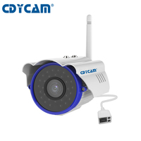 CDYCAM C15S 1080P Wifi IP Camera 2mp Mini Outdoor Waterproof IP66 Surveillance Camera Infrared Night Vision
