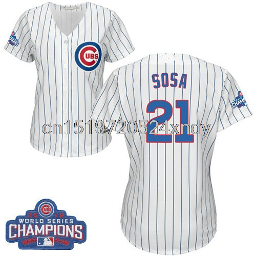 finest selection c2a41 36711 21 sammy sosa jersey