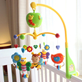 Toy Musical Mobile For Baby Bed Wind Bell 0-12 Months Plastic Rattles Toy Pram Presepe Presepio Christmas Toddler Toys 70C0484