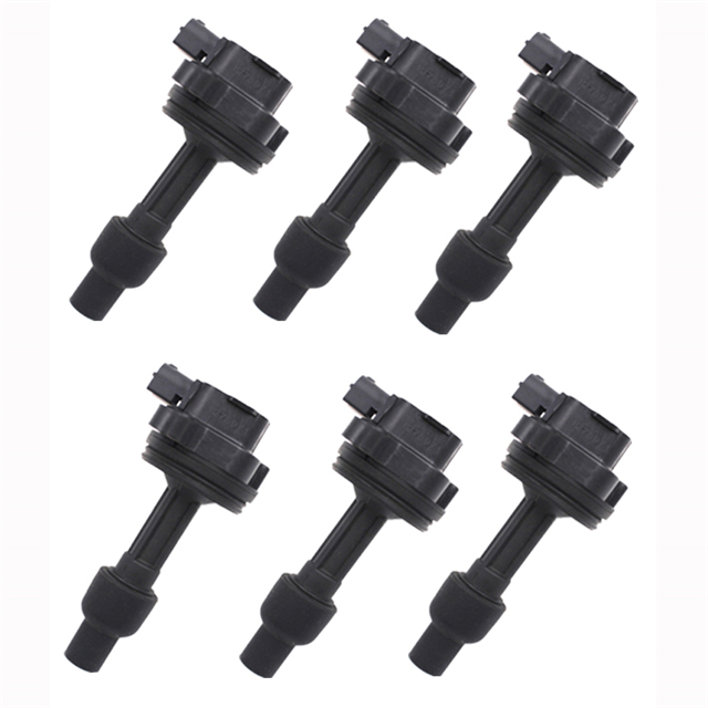 6PCS Ignition Coil For VOLVO 760 940 960 V40 V50 V70 V90 S90 C70 S40 S60