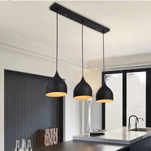 LukLoy Moderne Plafond Lamp Metalen LED Hanglampen voor Thuis Restaurant Eetkamer Keuken Eiland Verlichtingsarmaturen Decoratie
