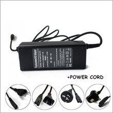 19 V 4.74A 90 Watt Laptop Ladegerät AC Adapter Carregador de Bateria Portatil für Samsung RF710 Q430 P230 P330 P428 P430 P480 P530 P580