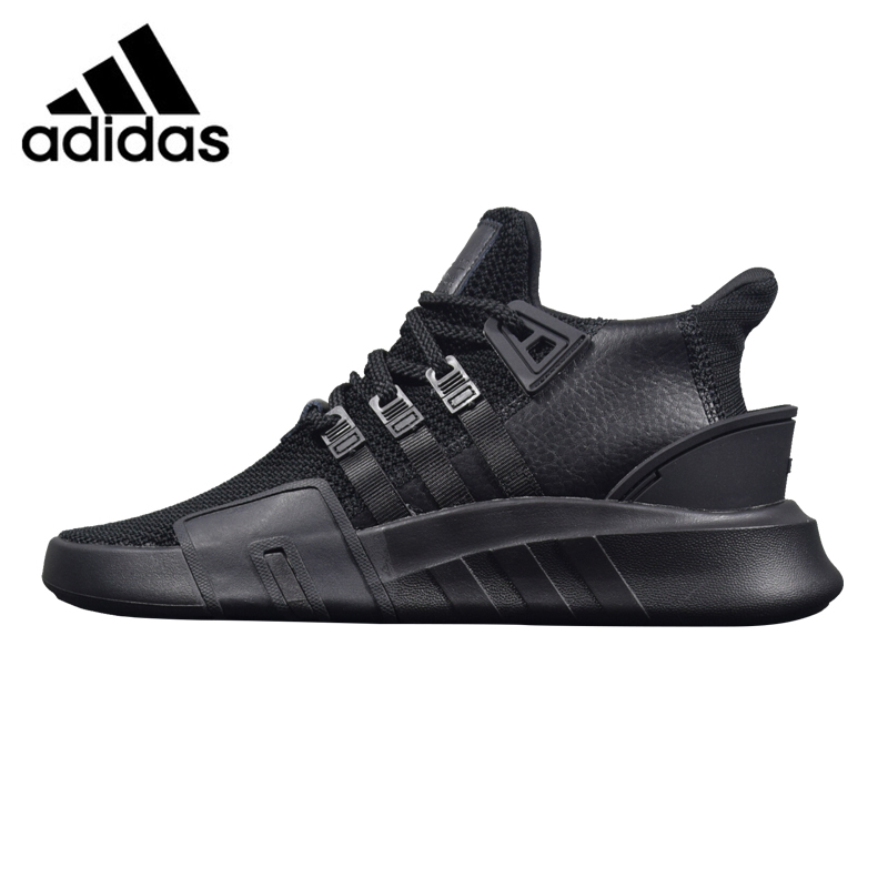 Adidas EQT BASK ADV Men's and Women's Running Shoes, Black, Shock Absorption Wear-resistant Breathable Lightweight AD9537 недорго, оригинальная цена
