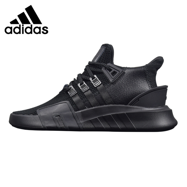 new style b6628 03d72 Adidas EQT BASK ADV Mens and Womens Running Shoes, Black, Shock  Absorption Wear-resistant Breathable Lightweight AD9537