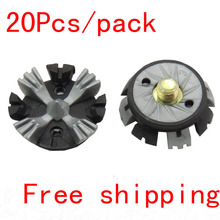 Free shipping golf shoe nail screws golf fans supplies great quality 20Pcs pack