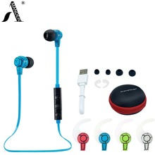 Hot 4 1 Wireless Bluetooth Earphone Bluetooth Headset Headphone Microphone Sport Earphone Headphones for iPhone Android