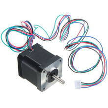 42 Stepper Motor Nema17 Shaft For 5mm Pulley RepRap CNC Prusa 3D Printer