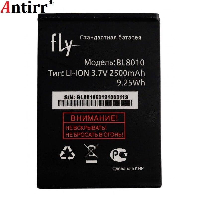 Haute Qualité Replacemant 3.7 V 2000 mAh BL8010 Batterie pour Fly FS501 Nimbus 3 BL8010 mobile téléphone en stock + Code de piste