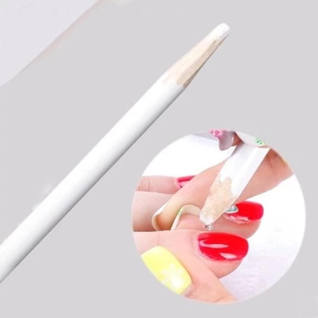 Výsledok vyhľadávania obrázkov pre dopyt Nail Art Rhinestones Gems Picking Crystal Tool Wax Pencil Pen Picker