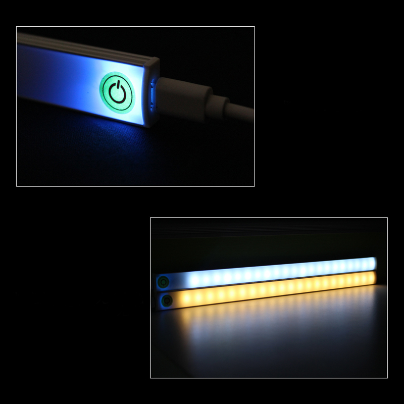 1 PC LED Cabinet Dormitory Learning Reading Lamp Shield An ...