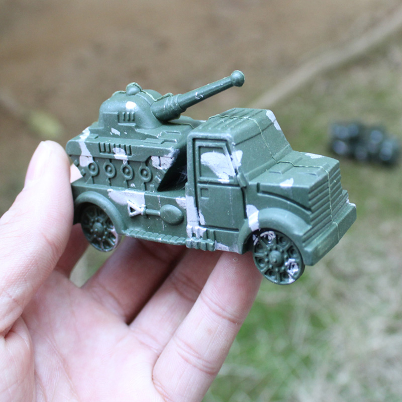 500pcs 4cm Sandbox Military Soldier Equipment Action Figure Toy Truck Tank Airplane Military Base Training Men Boys Toys Gift Toys & Hobbies