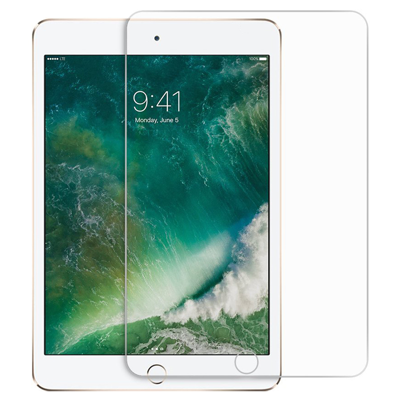 Tempered Glass For IPad 2018 2017 9.7 6th 5th Generation Air 1 2 Pro 10.5 11 Screen Protector For IPad 2 3 4 5 6 Mini 5 10.2 7th