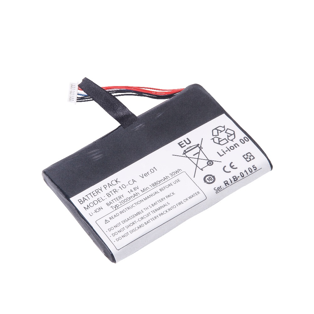 High Quality For Fujikura Btr 10 FSM 12S 21S 22S Battery Replacement For Fujikura FSM 12S