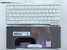 цена на US English Laptop keyboard For Lenovo Ideapad S12 K23 K26 White keyboard US Layout