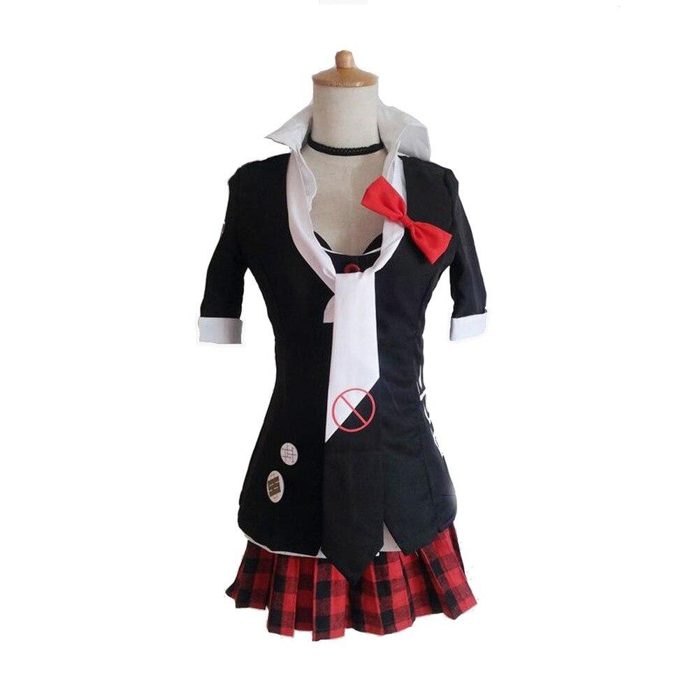 Danganronpa Cosplay Junko Enoshima Cosplay Japanese Anime ...