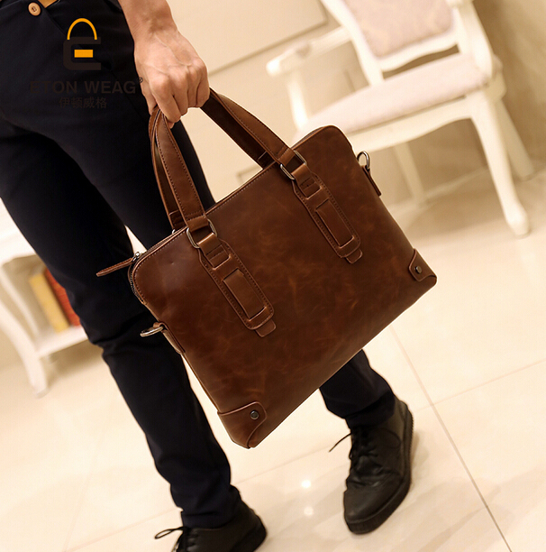 stacy bag hot sale good quality men handbags male fashionable leather bag men large tote cross-body shoulder bags briefcase