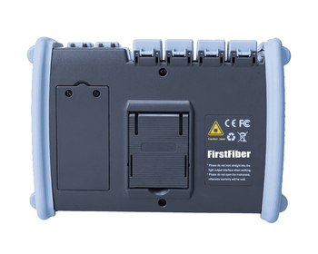 FF-990PRO-S1 Fiber Optic OTDR 1310/1550nm 35/33dB Reflectometer Built in VFL OPM OLS Touch Screen, With SC ST FC LC Connector 1