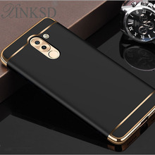 Luxury Shockproof Case For HuaWei Honor 6X Cases Cover For Huawei Mate 9 lite Phone Case GR5 2017 Coque Hard 3 in 1 Funda