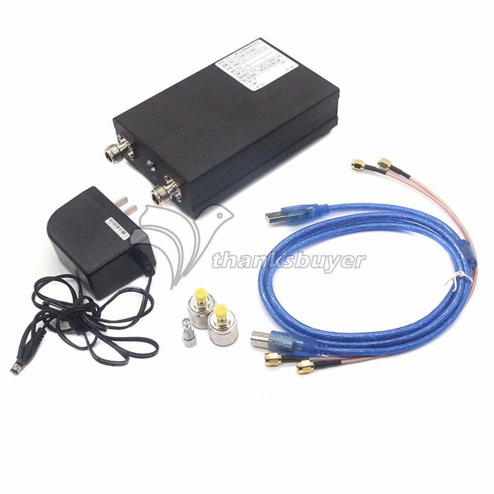 NEW 1PC NWT6000 25M 6G Frequency Sweeping Signal Generator Spectrum Network Analyzer