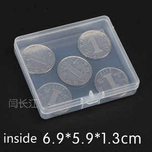 Box-Parts Storage-Box Transparent Plastic of Supply Product-Packaging Wholesale