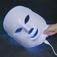 3 צבעי פנים מסכת התחדשות עור טיפול באור פוטון LED קמטים מסיר אקנה טיפוח עור אנטי אייג 'ינג מכשיר יופי 30