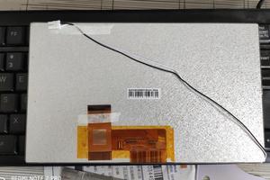 9Inch Navigation LCD 40Pin 1024*600 HSD090IFW1 Universal LCD For Car Navigation CARPC DIY 210*126mm
