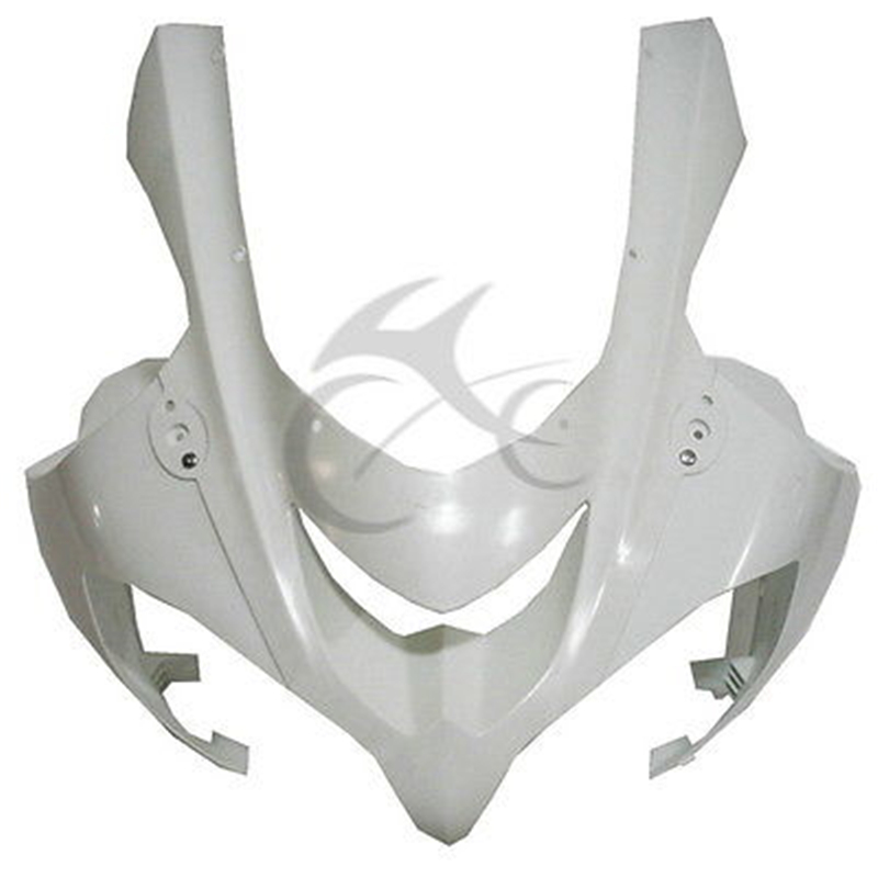 ABS Upper Cowl Front Fairing Nose For KAWASAKI NINJA ZX10R ZX 10R 2004 2005 New Motorcycle