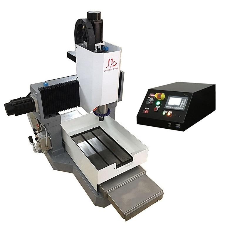 LY CNC 3040 cast iron servo motor 3 axis off line control (1)