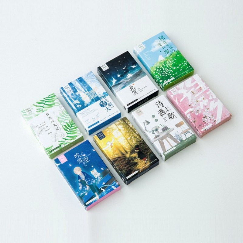 28pcsbox different style creative plant lomo cards gift message 28pcsbox different style creative plant lomo cards gift message card greeting card postcard holiday universal children bookmark in cards invitations from m4hsunfo