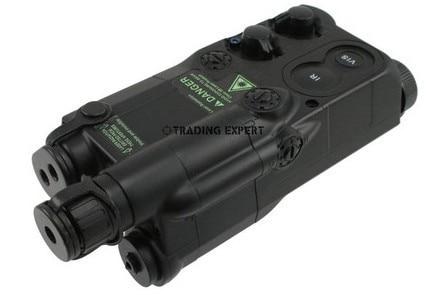Тактичний манекен Airsoft RIS Корпус акумулятора PEQ-16