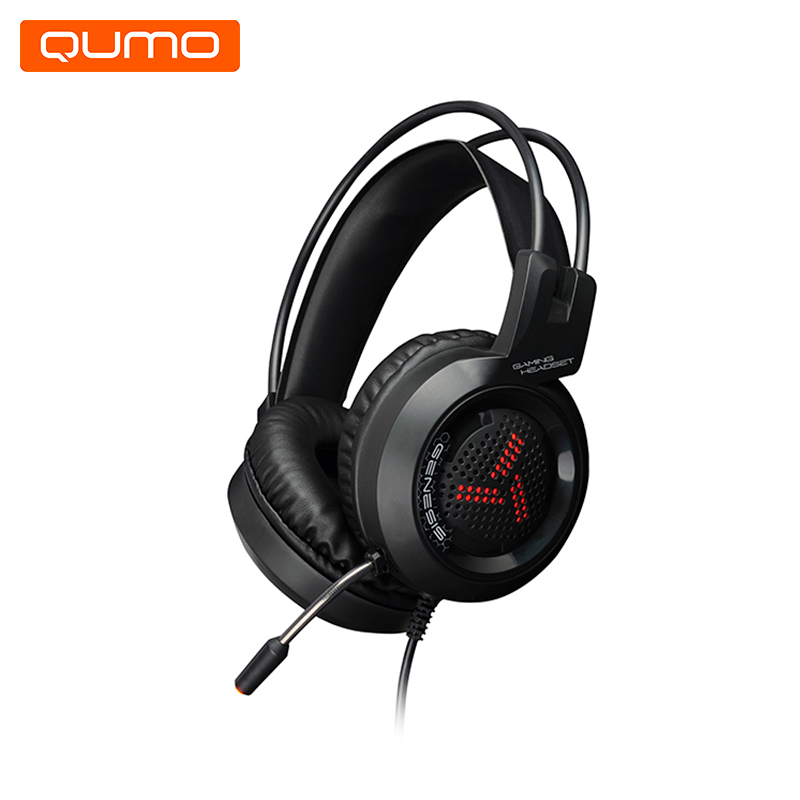 Gaming Headset Qumo Genesis GHS