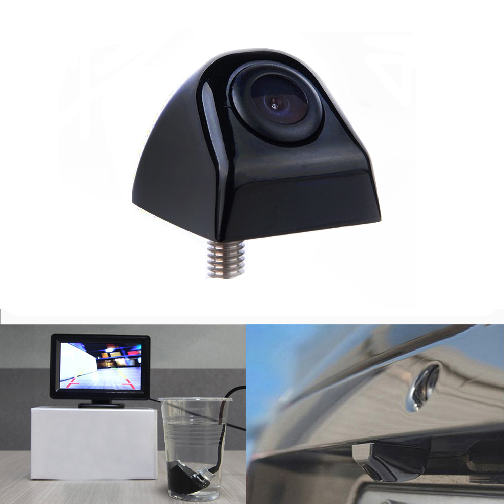 Image 3 - AMPirme  Car Rear View Camera Car Rearview Camera Park Monitor CCD HD Mini Backup Reversing Camera Parking Reverse Assistance-in Vehicle Camera from Automobiles & Motorcycles