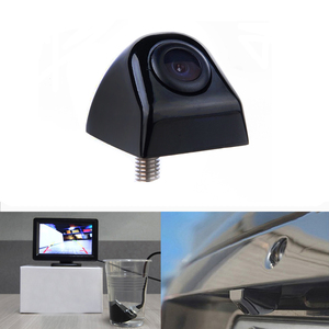 Image 3 - AMPirme รถด้านหลังกล้องด้านหลังกล้อง Park Monitor CCD HD Mini ย้อนกลับกล้องย้อนกลับที่จอดรถ Reverse Assistance