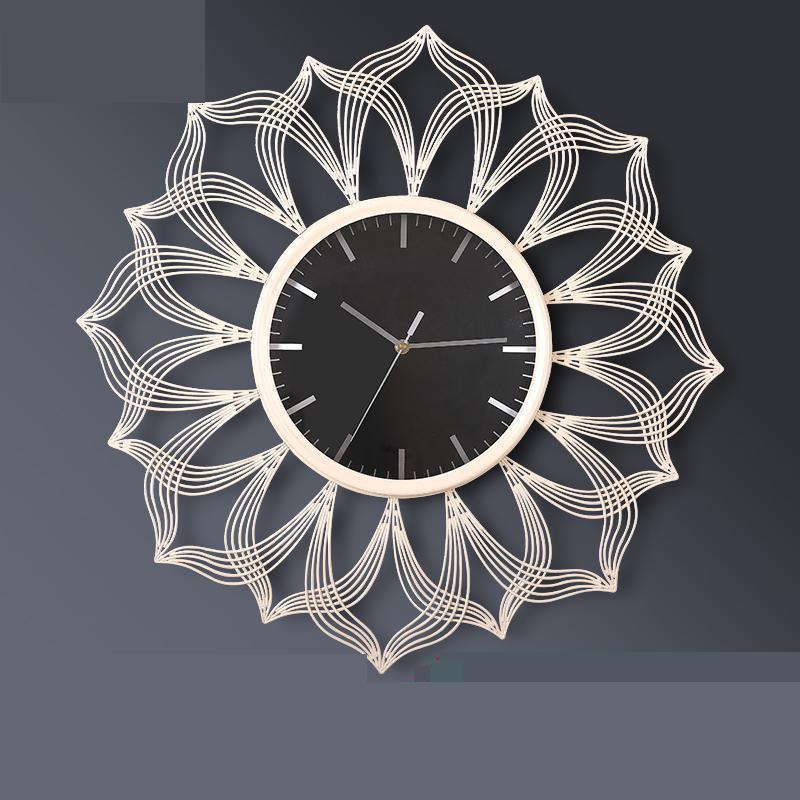 Grande horloge murale numérique tenture murale grande décorative Design moderne horloges murales décor à la maison numérique horloge silencieuse mur