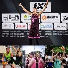 SANHENG Mens Reversible Basketball Jersey Shorts Competition Uniforms Suit Quick-Dry Custom Jerseys 228