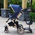 Multifunción Cochecito de Bebé Del Pedal, auxiliar en general pedal de pie pedal cochecito de Bebé cochecito de niño Del Bebé de los niños