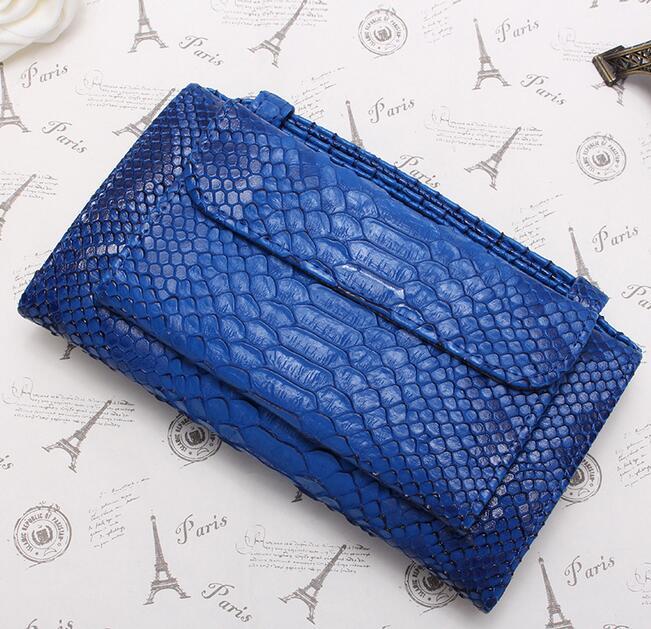OZUKO новые сумки из натуральной кожи для женщин сумка Роскошные сумки на плечо для женщин дизайнер животных крокодил узор телефон клатч - Цвет: blue