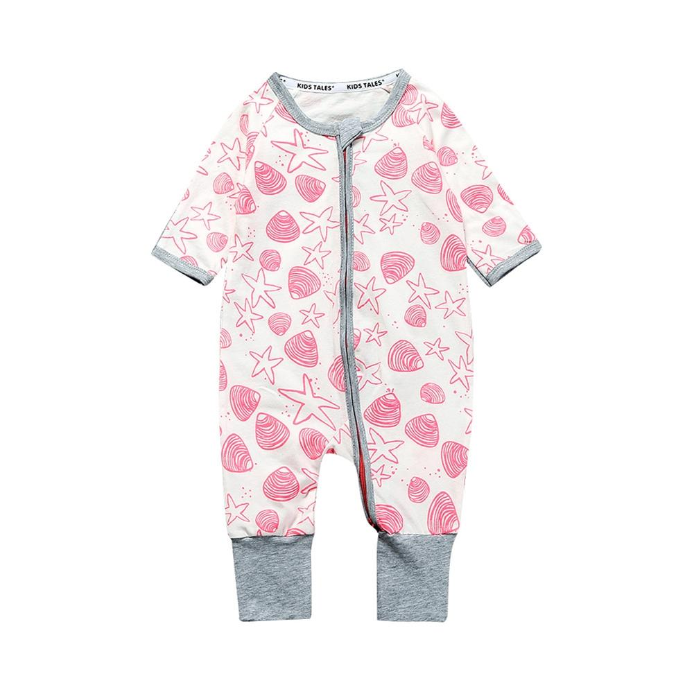 KIDLOVE Beautiful Climb Clothes Romper Jumpsuit Printing Long Sleeve Autumn Garments for Newborn Infants Baby Boy and Girl ZK30