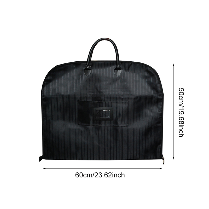 BAKINGCHEF Men Suit Storage Bag Dustproof Hanger Organizer Travel Coat Clothes Garment Cover Case Accessories Supplies Products