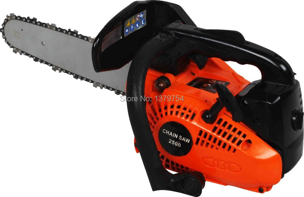 Professional Mini chainsaw ,25cc petrol chainaw ,2500 gasoline chainsaw with the best price Factory selling directly цена