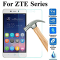 Tempered Glass For ZTE Blade V8 A510 AF3 A5 Pro GF3 X3 V7 Lite Nubia N1 Z7 Z9 Max Toughened Screen Protector Clear Phone Film