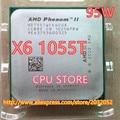 AMD Phenom II X6 1055 Т 95 Вт процессор 2.8 ГГц AM3 938 Процессор Шестиядерных 6 М обои для рабочего ПРОЦЕССОРА (работает 100% Бесплатная Доставка)