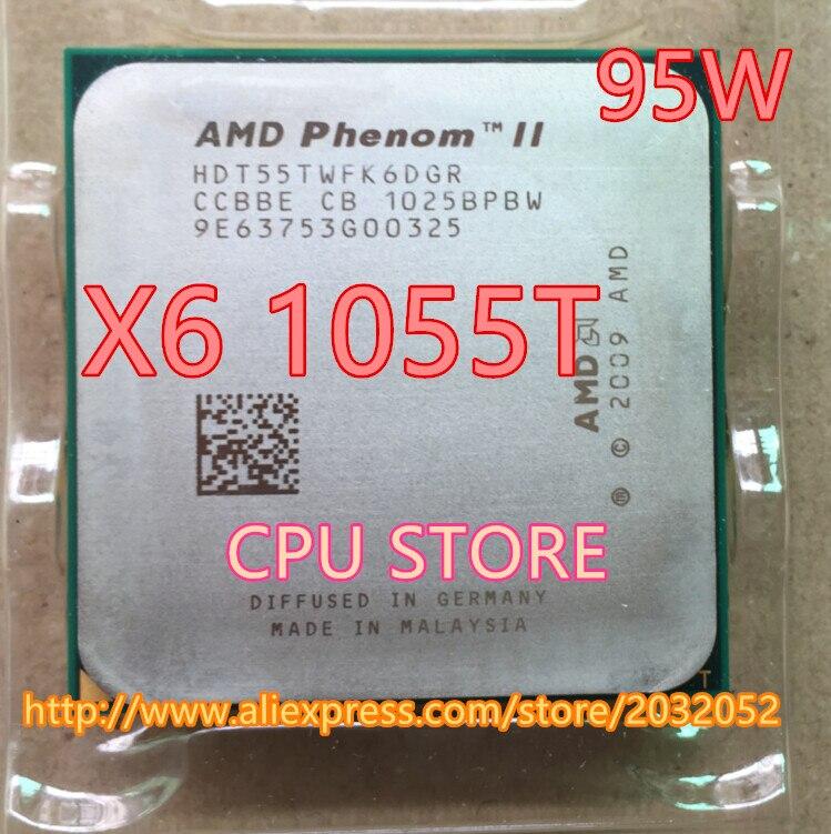 Amd Phenom Ii X6 1055t X6 1055t 95w Cpu Processor 2 8ghz Am3 938 Processor Six Core 6m Desktop Cpu Desktop Cpu Cpu Processorphenom Ii X6 Aliexpress