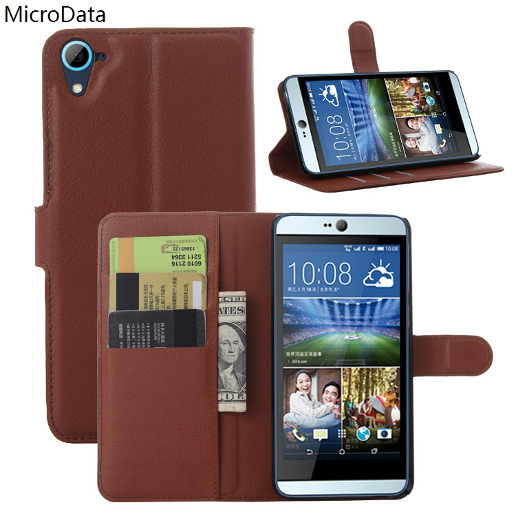 SD SD SD Store MicroData Luxury PU Leather Flip Case For HTC Desire 826 826T 826W Wallet Stand Leather Case Cover On Desire 826 826T 826W