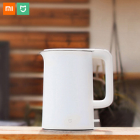 Original Xiaomi Mijia Electric Kettle Tea Pot 1.5L Auto Power off Protection Water Boiler Teapot Instant Heating Stainless Steel