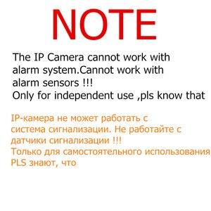 Image 2 - Fuers GSM Alarm Sistemleri Güvenlik Ev Alarm Sistemi Kitleri Rusça Sesli PIR Hareket Sensörleri Ile Kapı Dedektörleri Açık IP Kamera