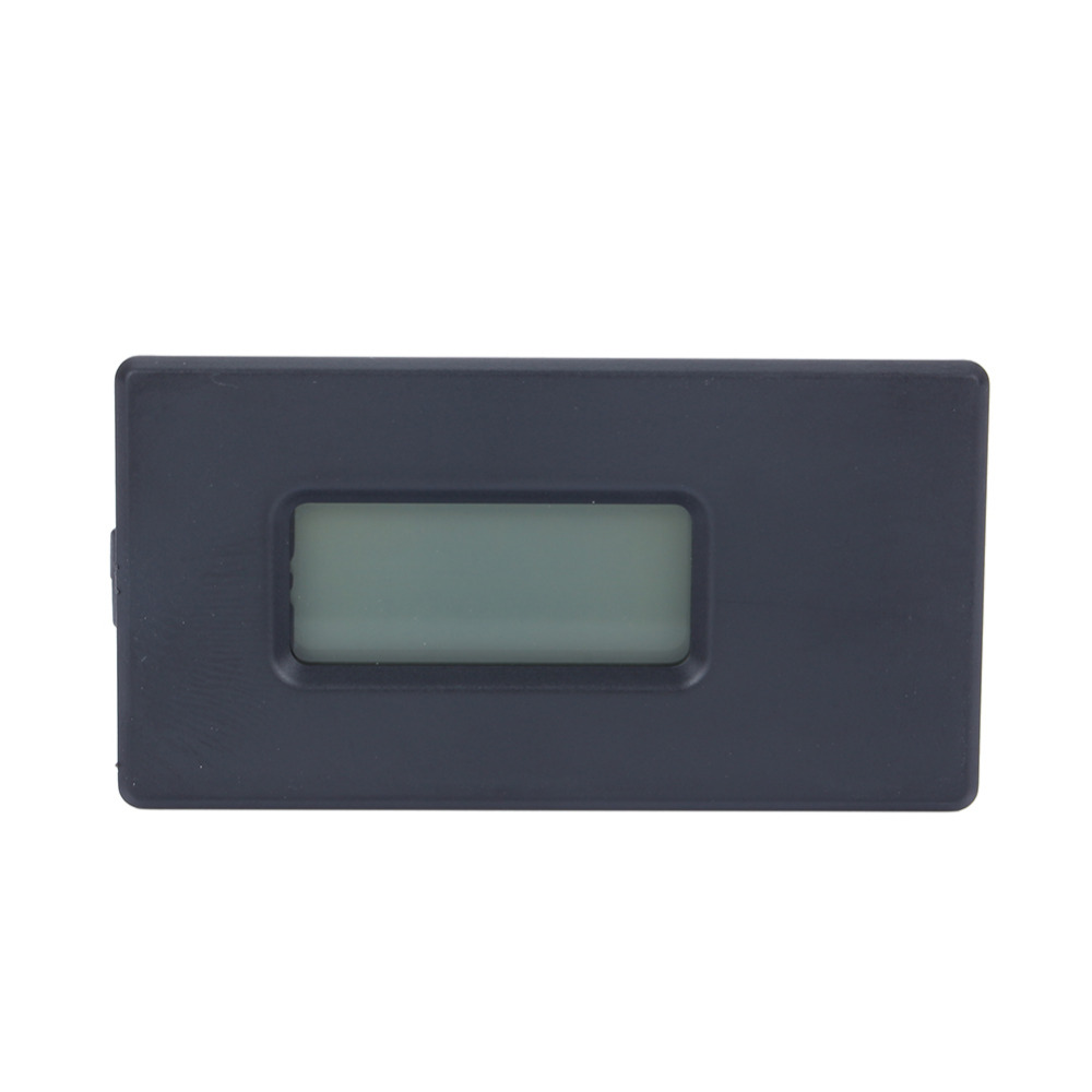 Li ion Lithium font b battery b font tester LCD meter Voltage Current Capacity 18650 26650