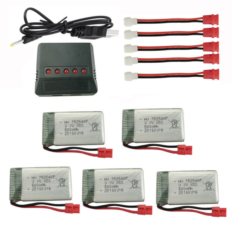 Syma X5hw X5hc Rc Quadcopter Aircraft Accessories Parts. Syma X5hw X5hc Rc Quadcopter Aircraft Accessories Parts 5pcs 37v 500mah Battery And Charger. Wiring. Drone Syma X5hw Wiring Diagram At Scoala.co